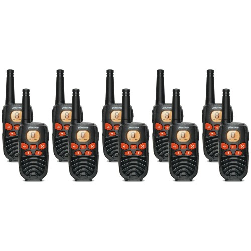 Binatone Latitude 250 Ten Pack Two Way Radios