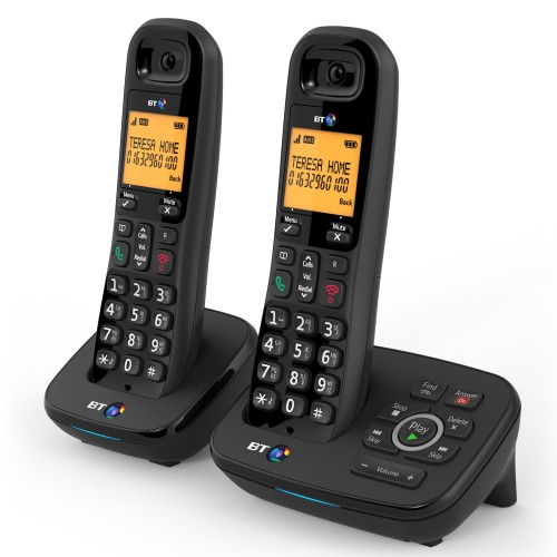 BT 1700 Twin Home Phone with Nuisance Call Blocker