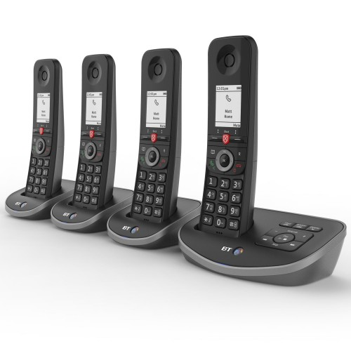 BT Advanced Phone Quad