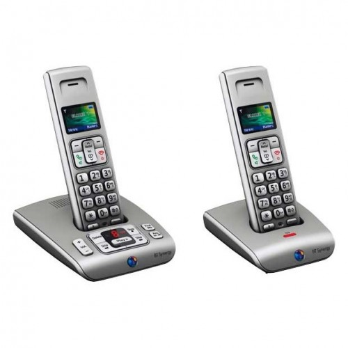 BT Synergy 6500 Twin DECT Cordless Phones