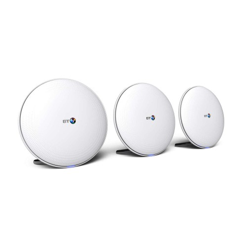 BT Whole Home WiFi System (Triple Pack)