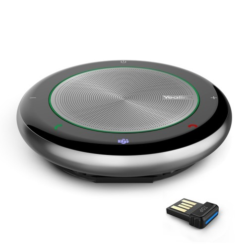 Yealink CP700 Portable Bluetooth Conference Speakerphone with BT50 USB Dongle