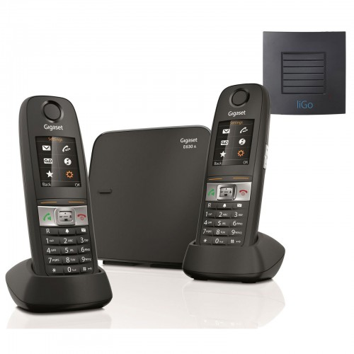 Siemens Gigaset E630A Twin Cordless Phones with Long Range