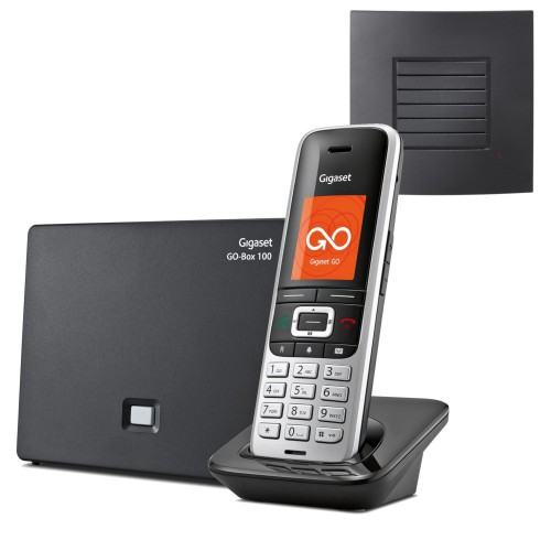 Siemens Gigaset S850A GO VoIP Cordless Phone with Long Range