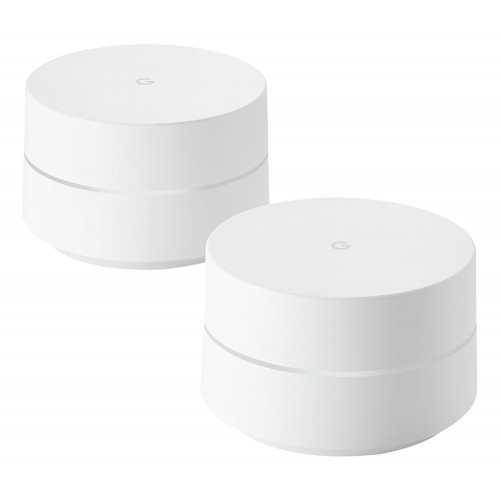 Google Whole Home WiFi (Twin Pack)