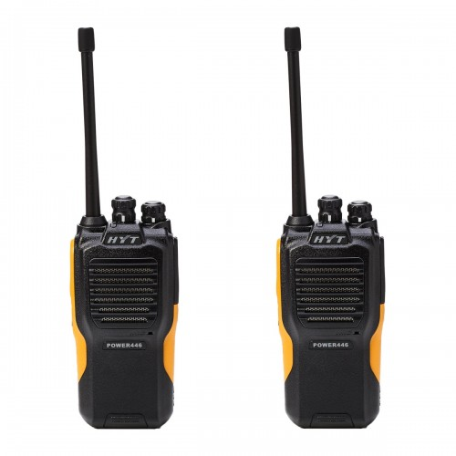 Hytera Power446 Twin Pack License-Free Two Way Radios