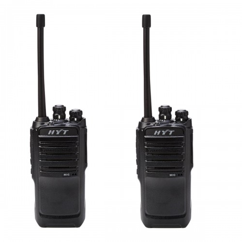 Hytera TC446S Twin Pack License-Free Two Way Radios