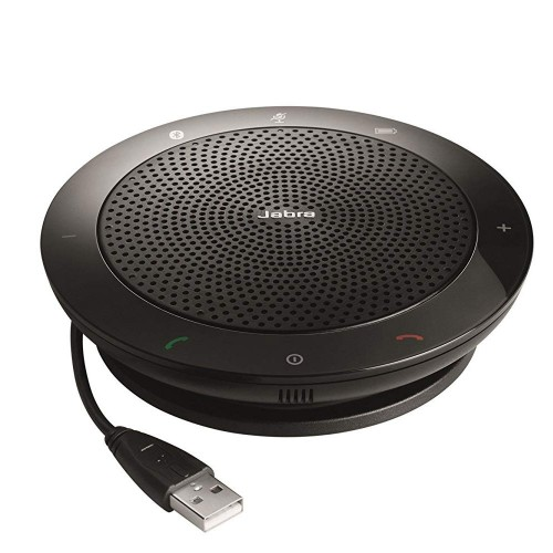 Jabra Speak 510 MS Portable Bluetooth Conference Speakerphone