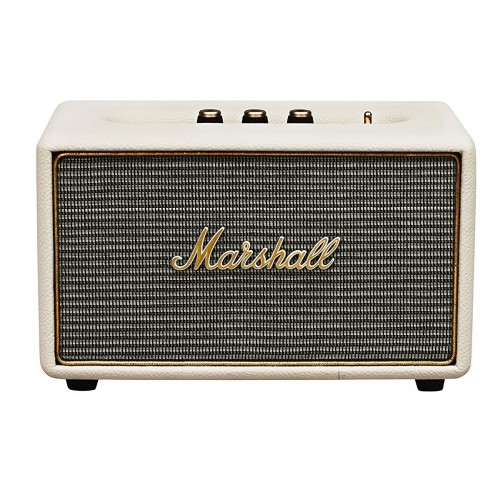 Marshall Acton Bluetooth Speaker - Cream