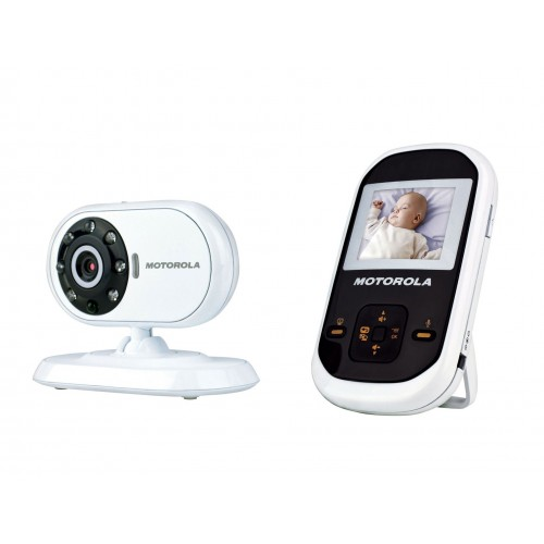 Motorola MBP 18 Digital Baby Video Monitor