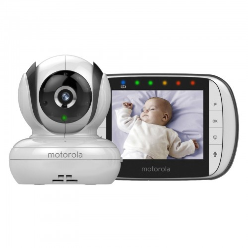 Motorola MBP 36S Video Baby Monitor