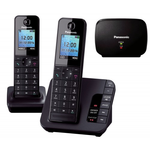 Panasonic KX-TGH222 Twin Long Range