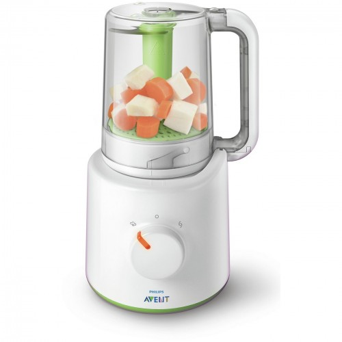 Philips AVENT SCF 870 Combined Baby Food Steamer and Blender