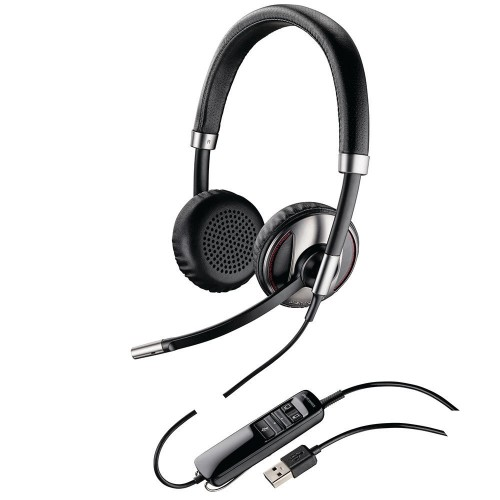 Plantronics Blackwire C720 Stereo Corded Headset with Bluetooth