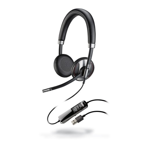 Plantronics Blackwire C725-M Stereo Corded Headset