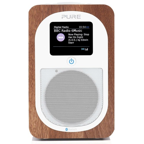 Pure Evoke H3 Digital DAB and FM Radio - 1