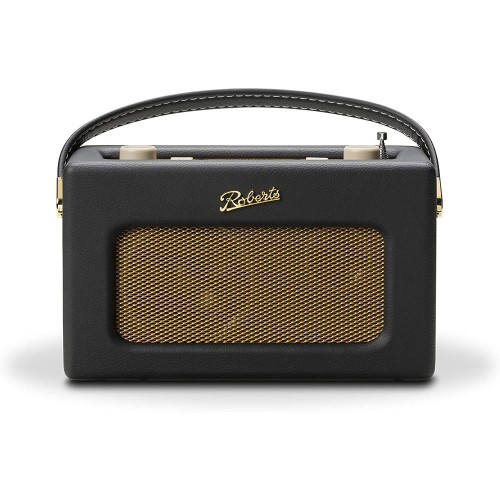 Roberts Revival RD70 DAB/FM Radio with Bluetooth in Black