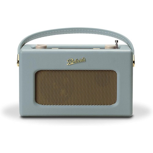 Roberts Revival RD70 DAB/FM Radio with Bluetooth in Duck Egg