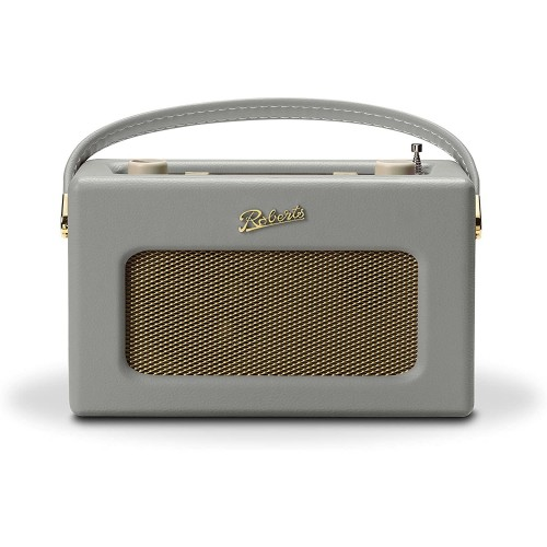 Roberts Revival RD70 DAB/FM Radio with Bluetooth in Dove Grey