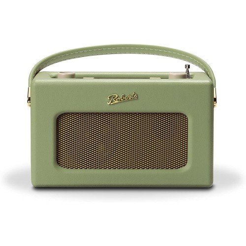 Roberts Revival RD70 DAB/FM Radio with Bluetooth in Leaf