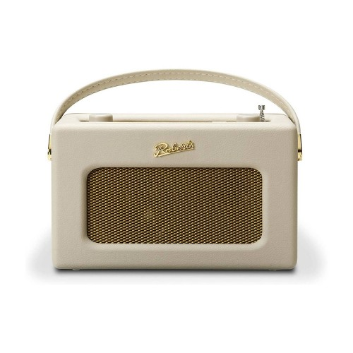 Roberts Revival iStream 3 DAB+/FM Internet Smart Radio with Bluetooth in Pastel Cream