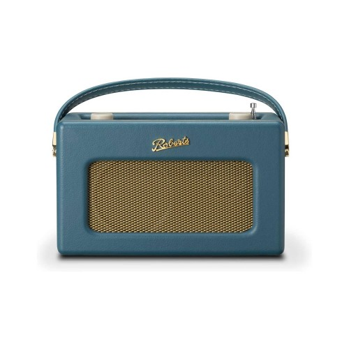 Roberts Revival iStream 3 DAB+/FM Internet Smart Radio with Bluetooth in Teal Blue
