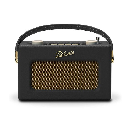 Roberts Revival Uno DAB/FM Radio in Black