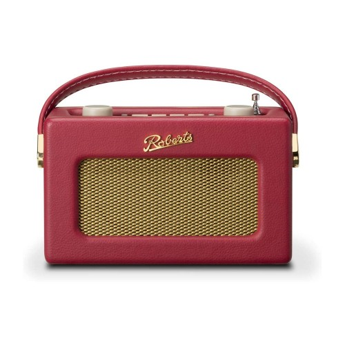 Roberts Revival Uno DAB/FM Radio in Berry Red