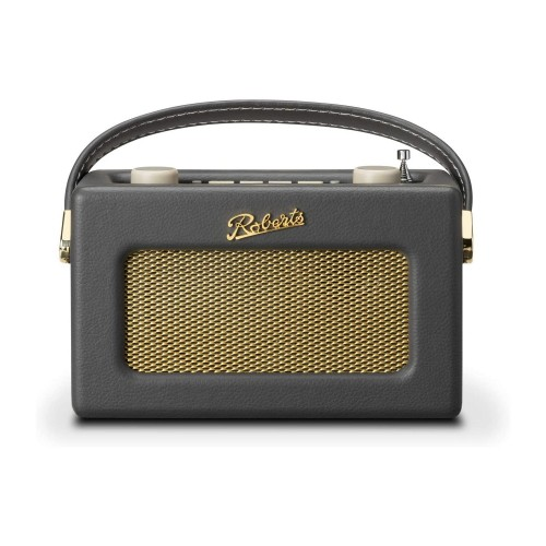 Roberts Revival Uno DAB/FM Radio in Charcoal Grey