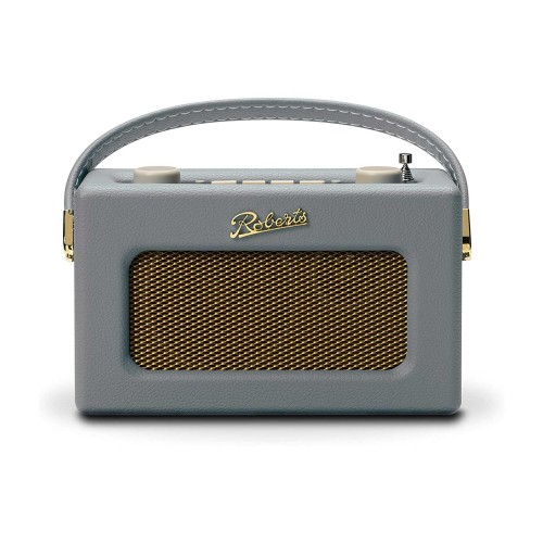 Roberts Revival Uno DAB/FM Radio in Dove Grey