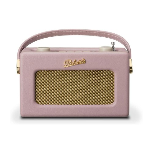 Roberts Revival Uno DAB/FM Radio in Dusky Pink