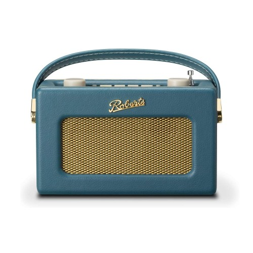 Roberts Revival Uno DAB/FM Radio in Teal Blue