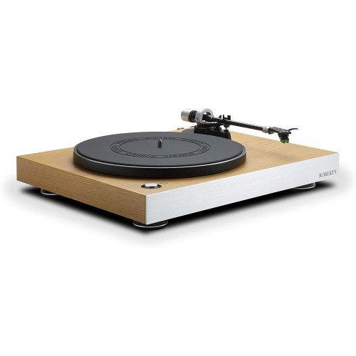 Roberts RT200 Direct-Drive Turntable with Built-In Preamplifier