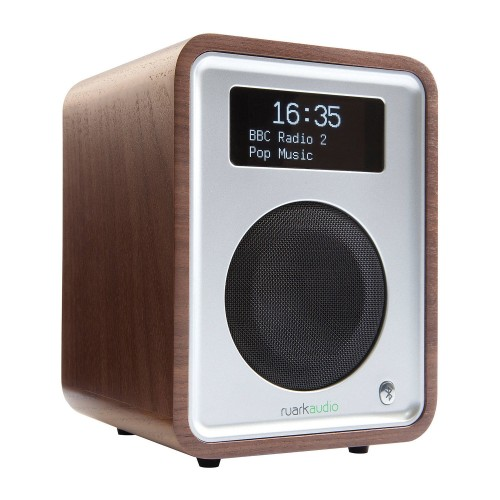 Ruark R1 MK3 Deluxe DAB Bluetooth Radio in Walnut