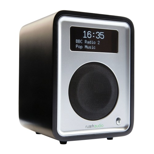 Ruark R1 MK3 Deluxe DAB Bluetooth Radio in Black