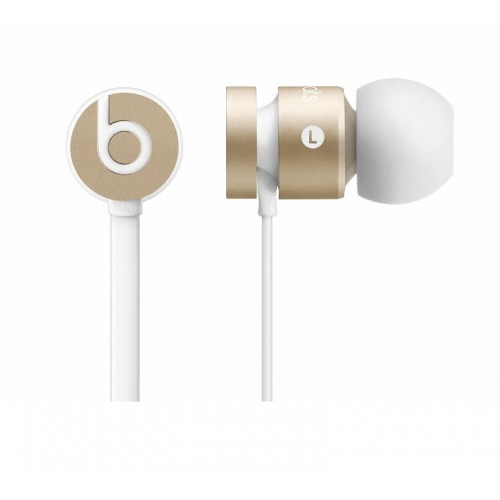 Beats by Dre urbeats - white/gold