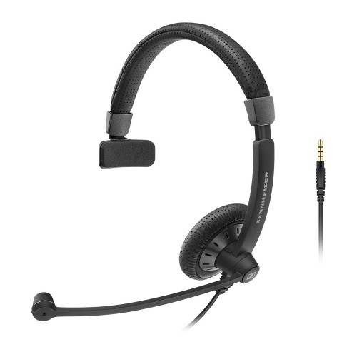 Sennheiser SC 45 3.5mm Mono Corded Headset
