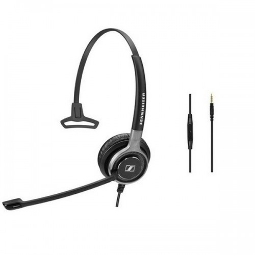 Sennheiser SC 635 3.5mm Mono Corded Headset