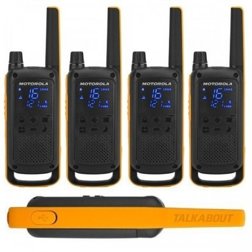 Motorola TALKABOUT T82 Extreme Quad Two-Way Radios