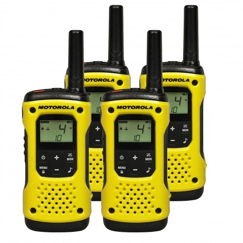 Motorola TLKR T92 Quad Pack License-Free Two Way Radios