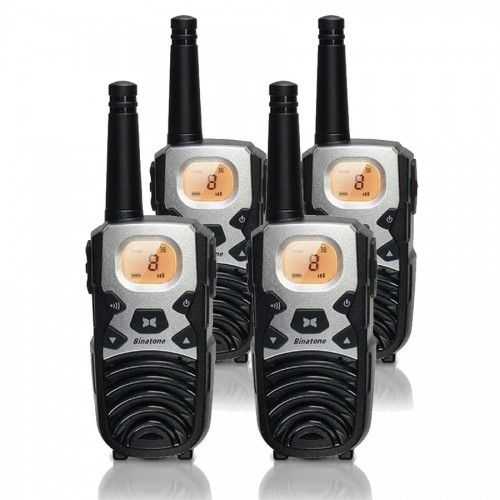Binatone Terrain 850 Quad Walkie Talkies