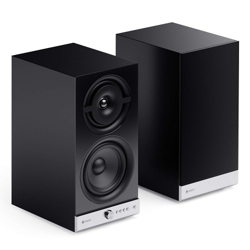 Teufel Stereo M Bookshelf Speaker with Multi-Room Connectivity