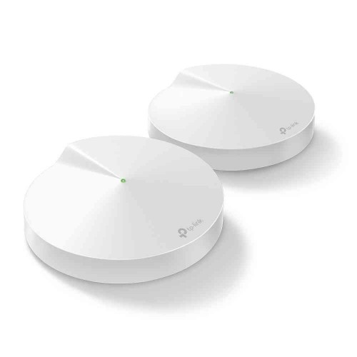 TP Link Deco M9 Plus Whole Home WiFi (Twin Pack)