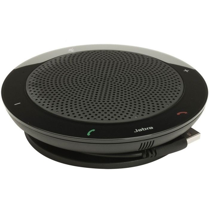 7e8000f0a68 Jabra Speak 510 MS Portable Bluetooth Conference Speakerphone - 2 Display  Gallery Item 1 ...