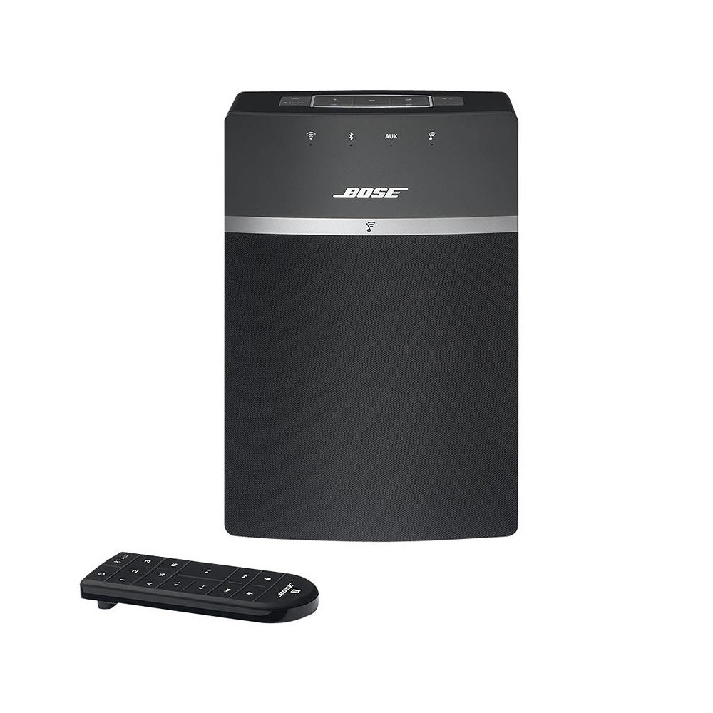 Bose SoundTouch 10 Wireless Bookshelf Speaker With Bluetooth Connectivity Internet Radio