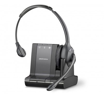 Plantronics SAVI W710 Mono Wireless Headset