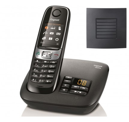 Siemens Gigaset C620A Cordless Phone with Long Range