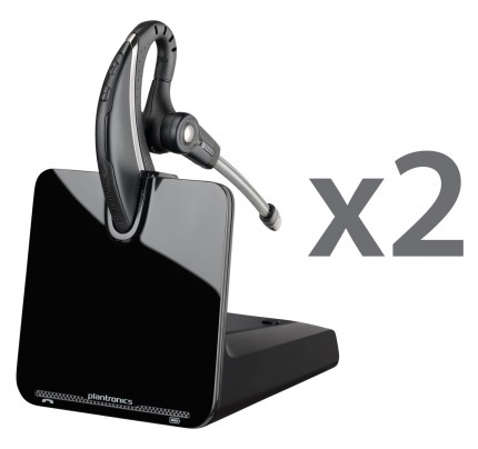 Plantronics CS530 Twin