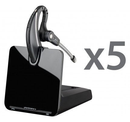 Plantronics CS530 Quint Wireless Headset