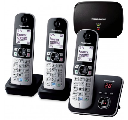 Panasonic KX-TG 6823 Trio with Extended Range